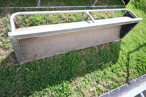 Cattle Feed Trough - 2 metres long