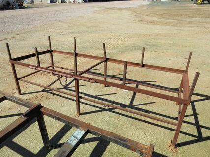 44-gallon drum frame/cradle