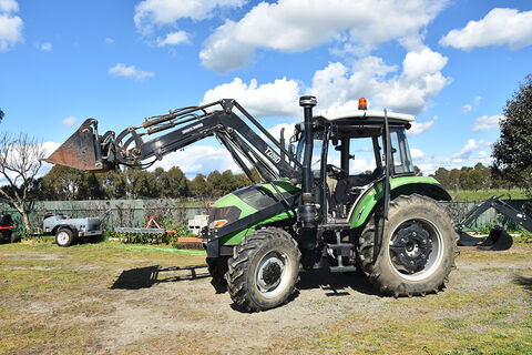 Agrison Tractor