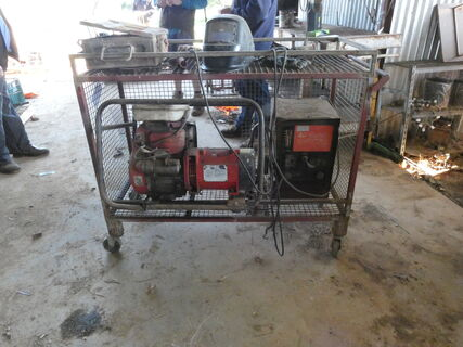 Welder, Motor & Generator
