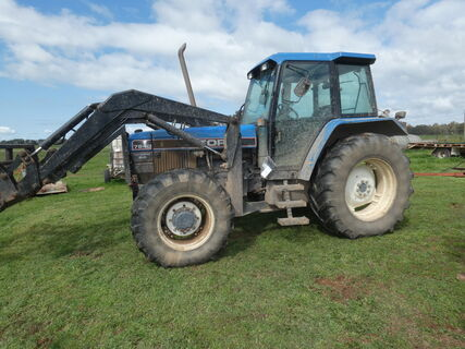 Ford Powerstar Gle Tractor