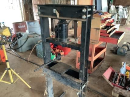 20 tonne press