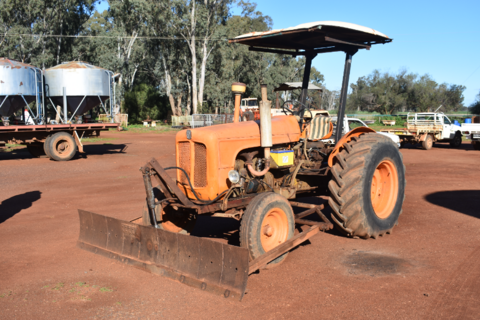 Fiat 513R tractor