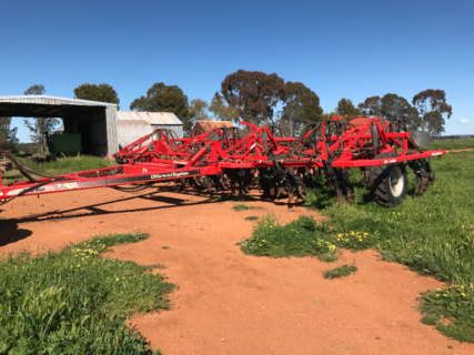 2013 Horwood Bagshaw PSS Scaribar With Cart