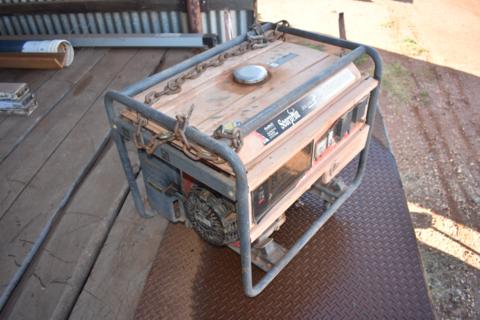 Scorpion DY6500L generator