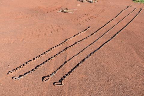 4x drag chains