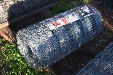 1x roll 6-70-30 fencing wire