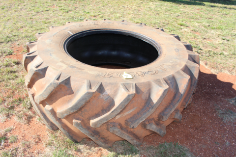 710/70 Tractor tyre
