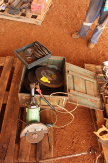 Angle grinder/grinding discs