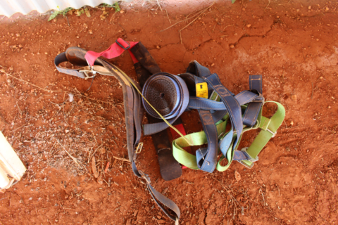Slings and harnesses