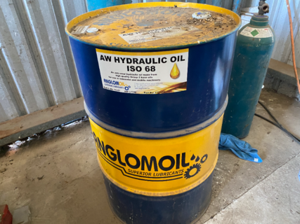 ANGLOMOIL HYDRAULIC OIL