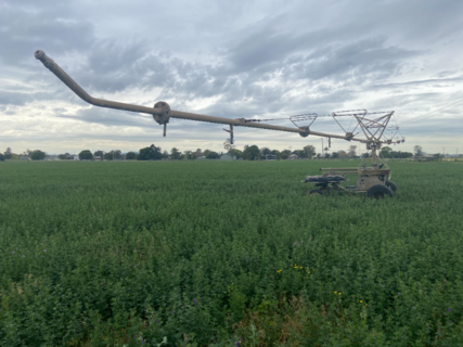 SOUTHERN CROSS WATER DRIVEN TRAVELLING IRRIGATOR