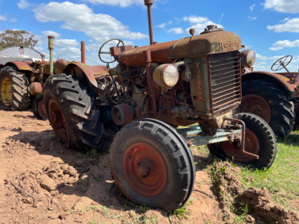 Fordson E27N Model Tractor