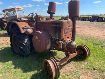 Lanz Bulldog N Model Tractor