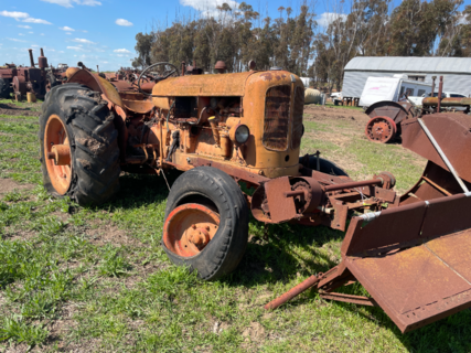 Nuffield M4 Tractor