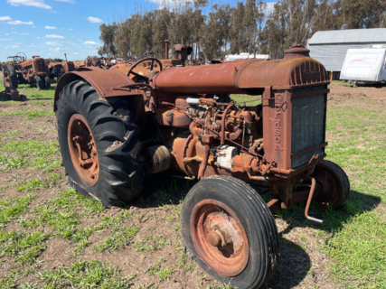 Fordson N Model Tractor