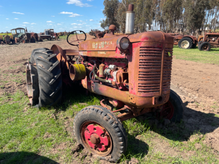 McCormick Deering AW6 Tractor