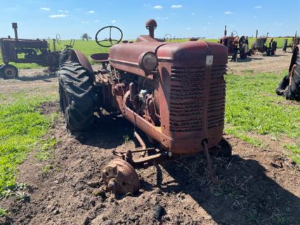 McCormick Deering W6 Tractor