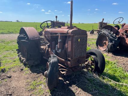 McCormick Deering 012 Tractor