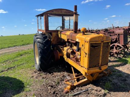 Minneapolis Moline G Model Tractor