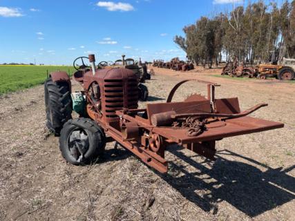 Massey Harris 44K Tractor