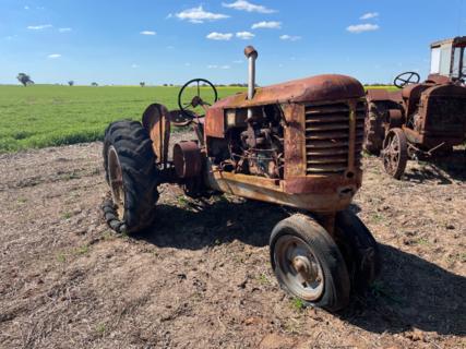 Massey Harris 102J RC Tractor