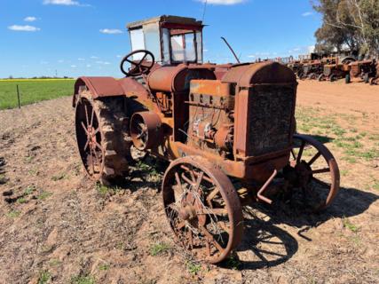 McCormick Deering 10-20 Tractor