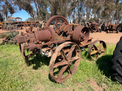 Ronaldson Tippett Austral Engine