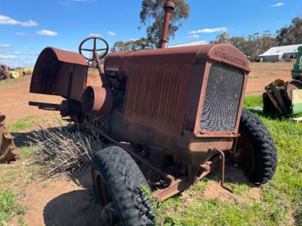 McCormick Deering 15-30 Tractor