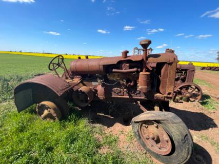 Minneapolis Moline Twin City KTA Tractor