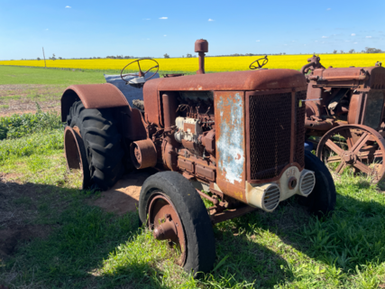Sift TD-4 Tractor