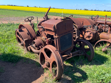Case 12-20 Tractor