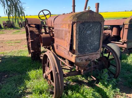 McCormick 15-30 Tractor