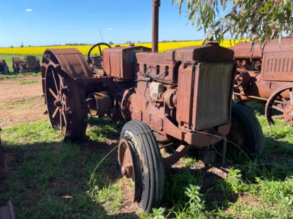 Case L Model Tractor