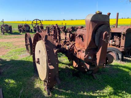 Moline Universal Tractor