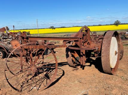Misc. Tractor & Half Tractor