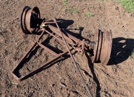 Wheel Axle