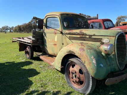 Ford Tray Truck