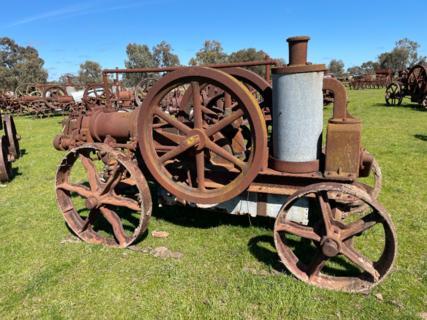 Austral Oil Engine Hot Bulb