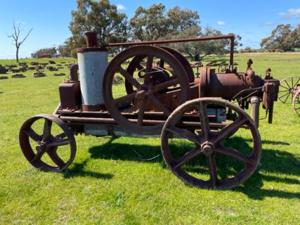 Austral Oil 6hp Engine
