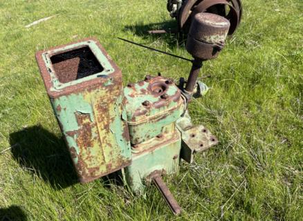 Ronaldson Tippett N Model Engine