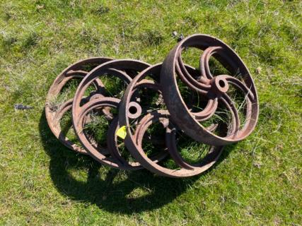 Sunshine Transport Wheels
