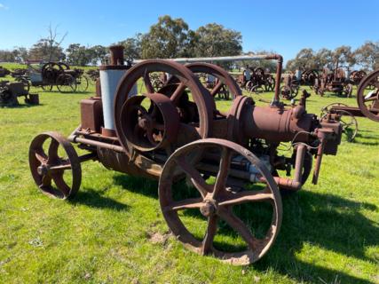 Austral Oil Engine Hot Bulb No. 3560