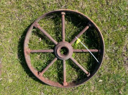 """1x 1' 11"""" Wheel"""