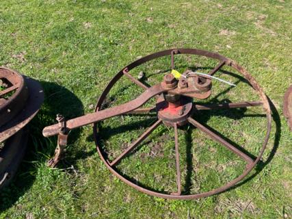1x 3' Wheel