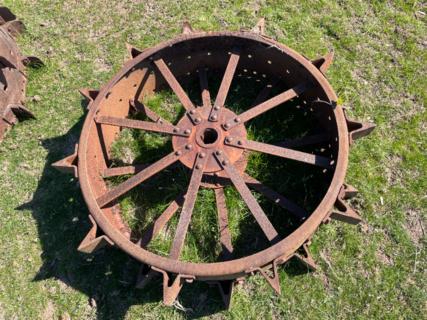 """1x 3' 5"""" Wheel"""