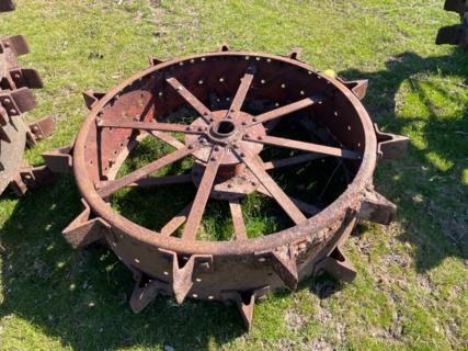 """1x 3' 6"""" Wheel"""