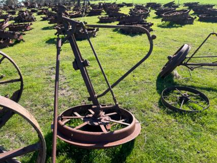 1x Wheel on Axle