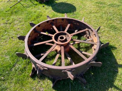 """1x 3' 9"""" Wheel"""