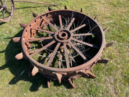 1x 4' Wheel